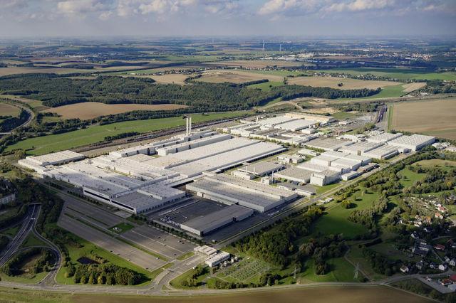 Volkswageni Zwickau tehas. Foto: Volkswagen