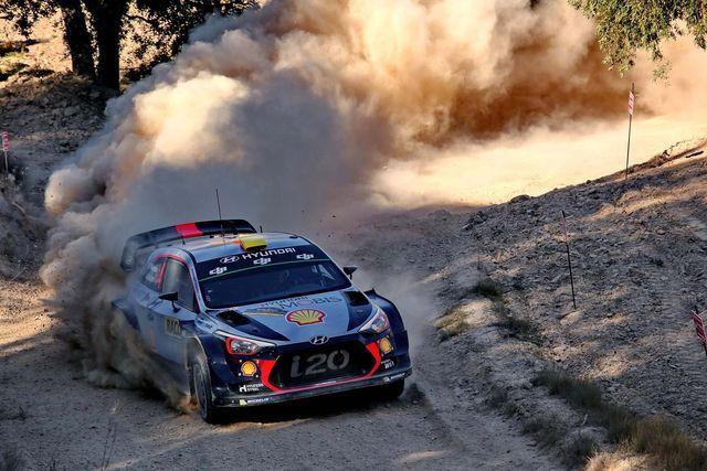 Andreas Mikkelsen. Foto: Hyundai