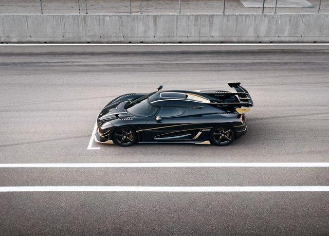 Koenigsegg Agera. Foto: Koenigsegg