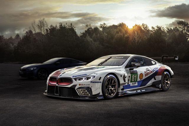 BMW 8. seeria. Foto: BMW
