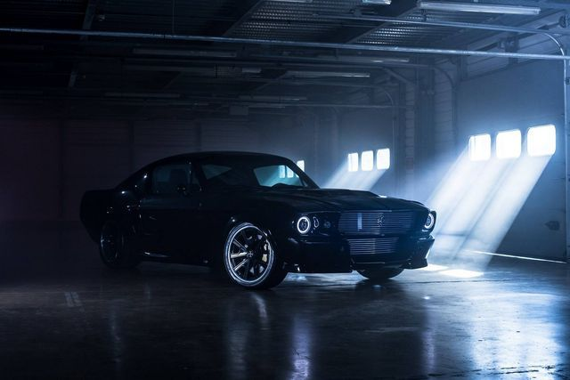Charge Mustang. Foto: Charge