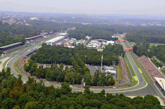 Foto: Autodromo Nazionale de Monza