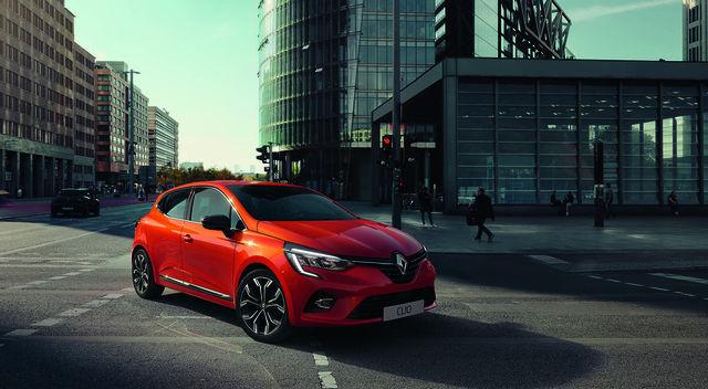 Uus Renault Clio. Foto: Renault