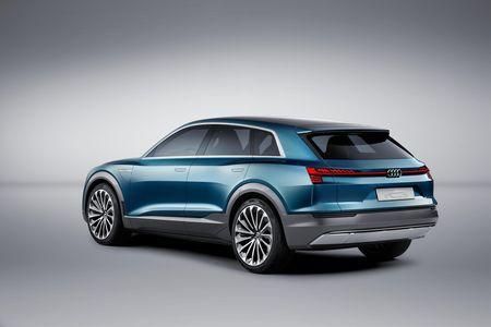 Audi e-tron quattro concept. Foto: Audi