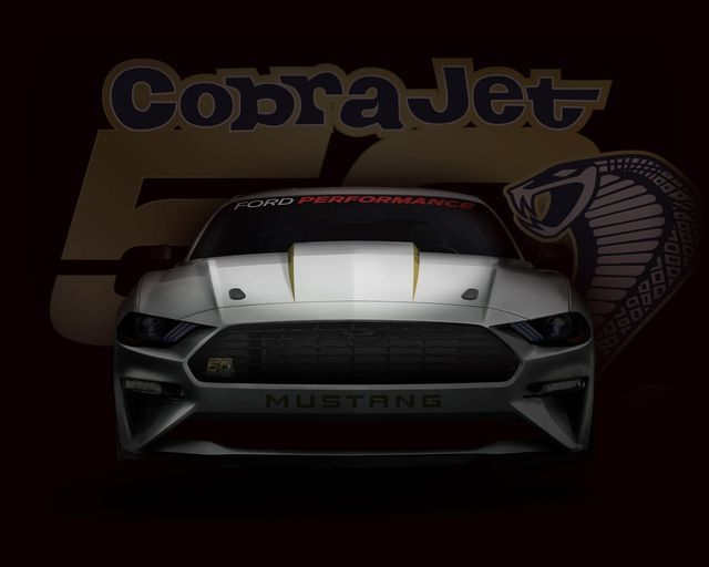 Ford Mustang Cobra Jet. Foto: Ford
