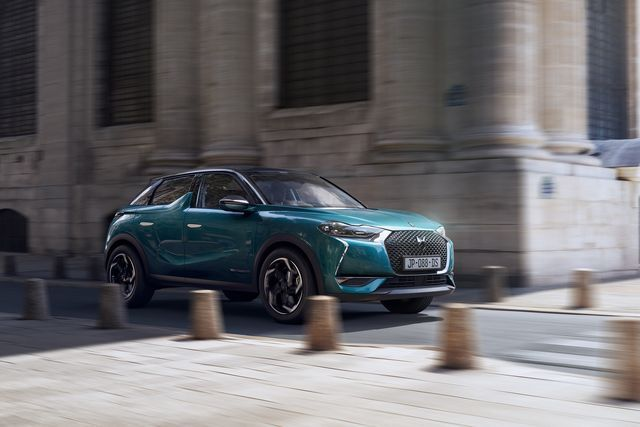 DS3 Crossback. Foto: Citroen