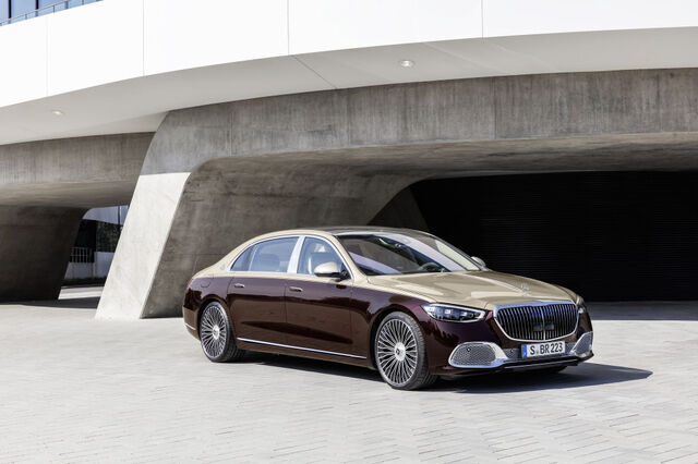 Foto: Mercedes-Maybach
