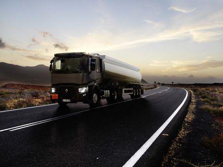 Renault T Tanker. Foto: Renault