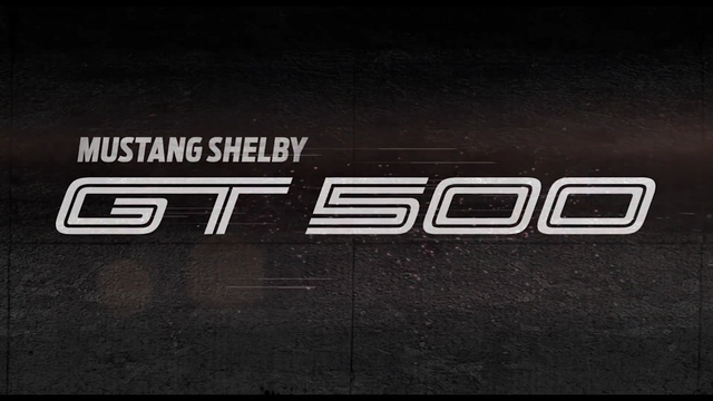 Shelby Mustang GT500. Kaader: Youtube