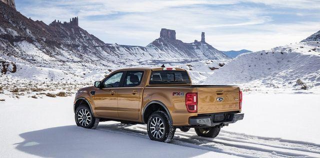 Ford Ranger. Foto: Ford