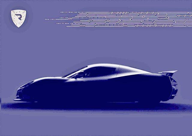 Rimac Concept Two. Foto: Rimac