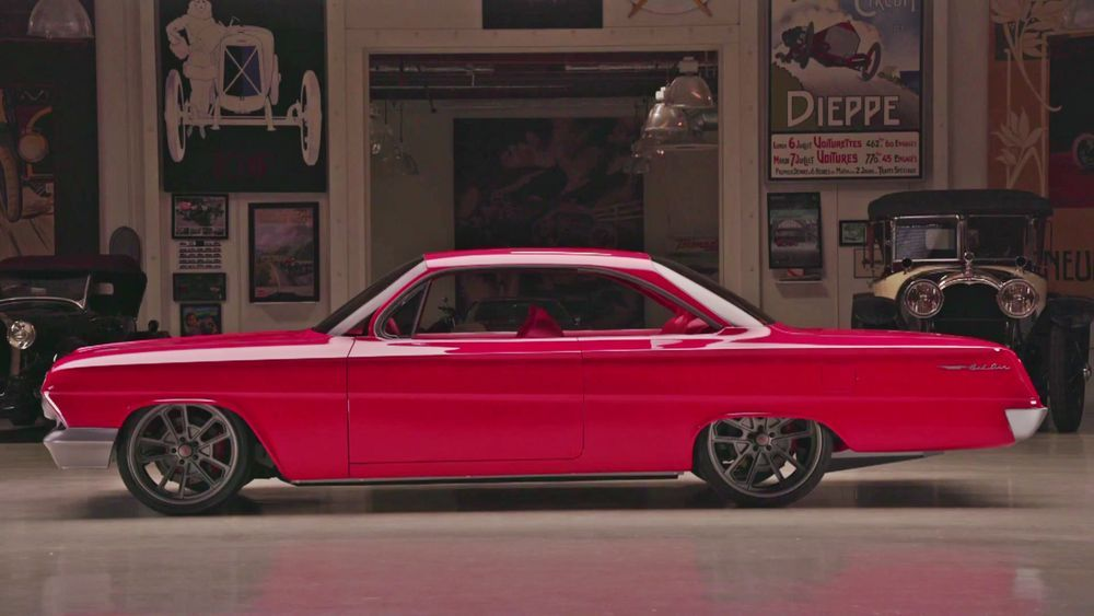 Jay Leno's Garage: 1962 Chevrolet Bel Air