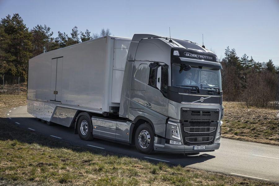 Volvo vähendas veokite kütusekulu 5 protsenti