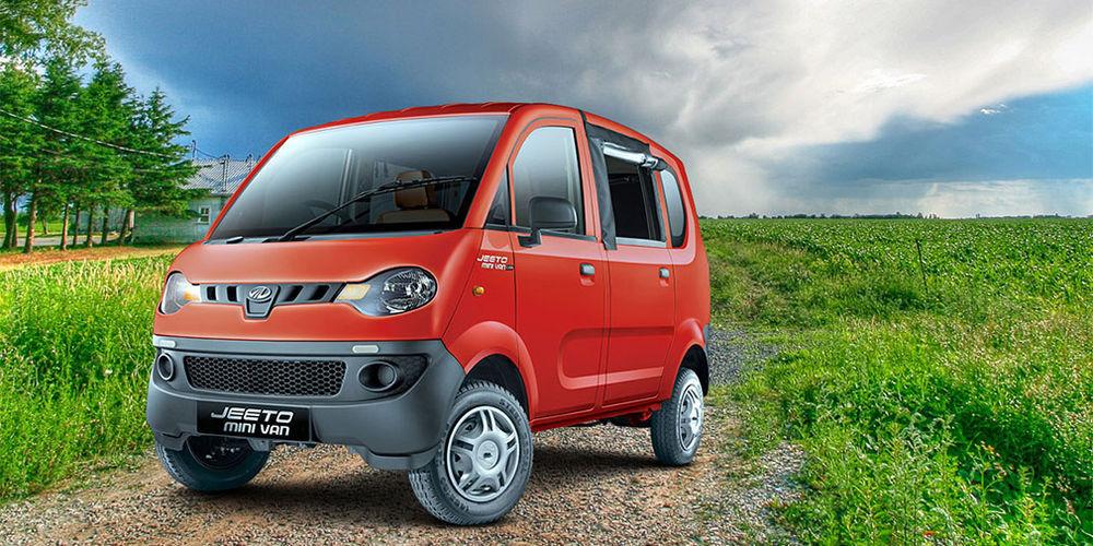 Mahindra proovib õnne uue odavautoga