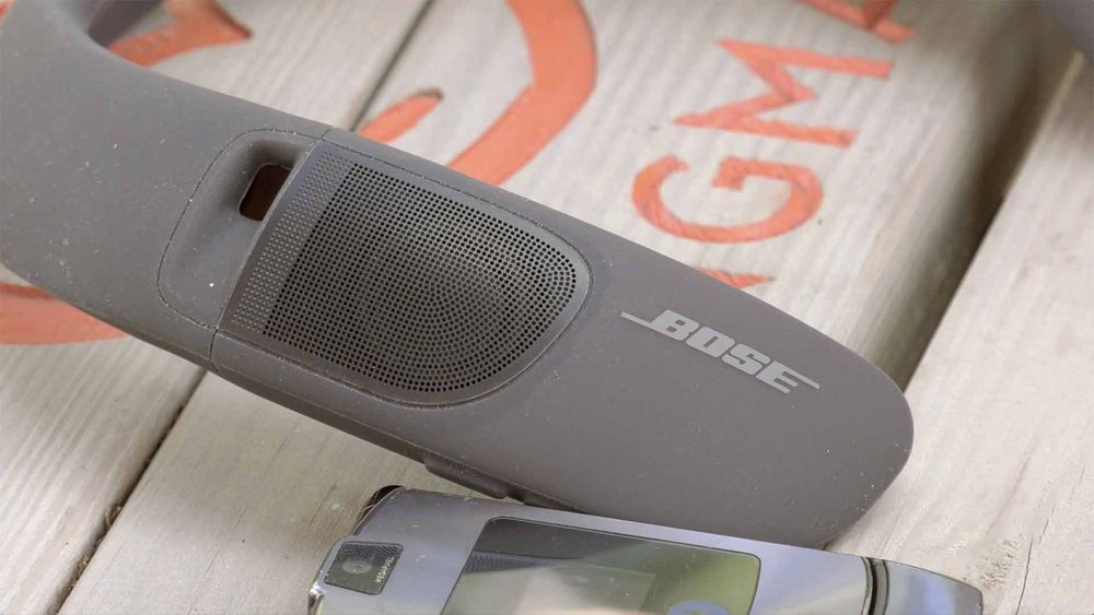 Tehnika TV - Bose Soundware Companion Speaker