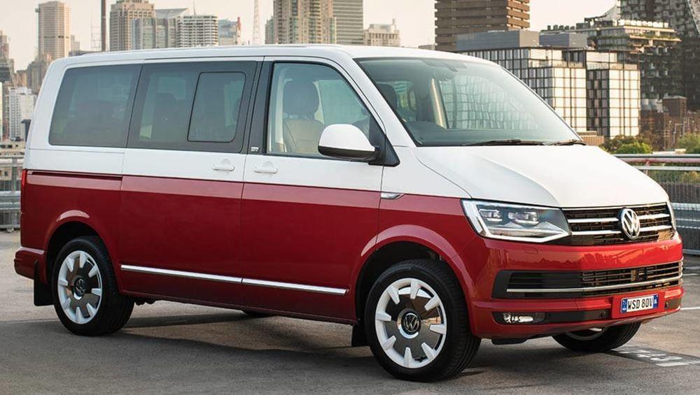 Saksamaal peatati ajutiselt VW T6 Multivani müük