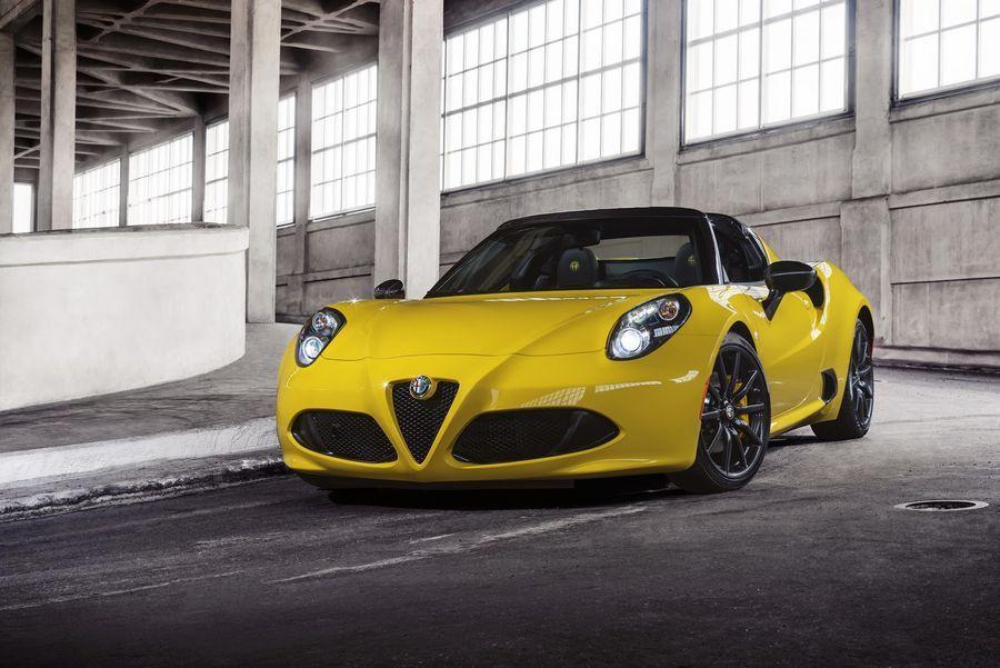 Alfa Romeo 4C järeltulijat ei saa