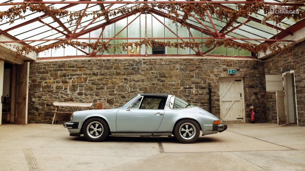 Fully Charged Show: elektriline Porsche 911