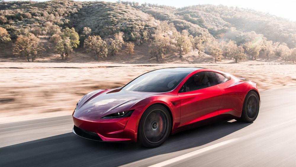 Tesla Roadsteri eriseeria eest tuleb teha maksimaalne ettemaks