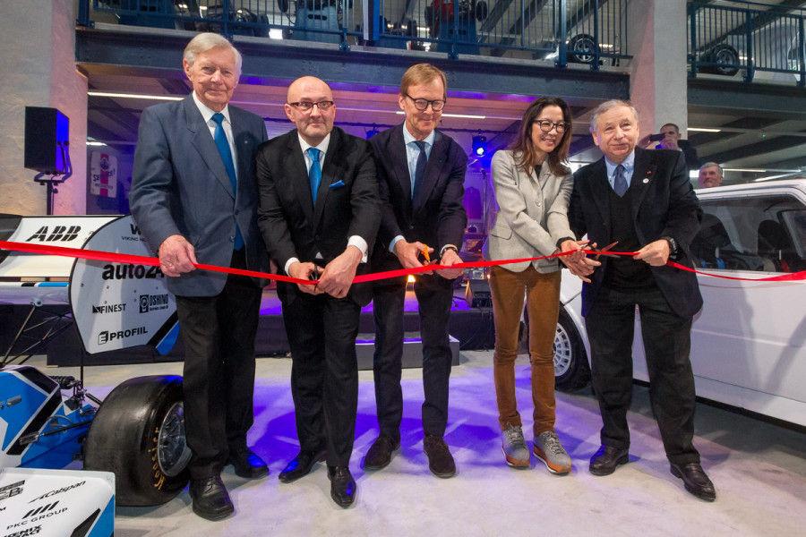 Fotod: FIA president avas Eesti Mootorispordi Muuseumi