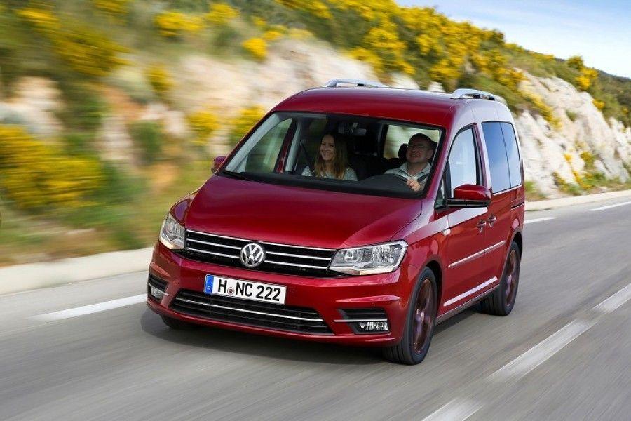 Volkswagen Caddy soovib täita nii mitmelapselise pere kui ka ehitustööliste nõudmised.