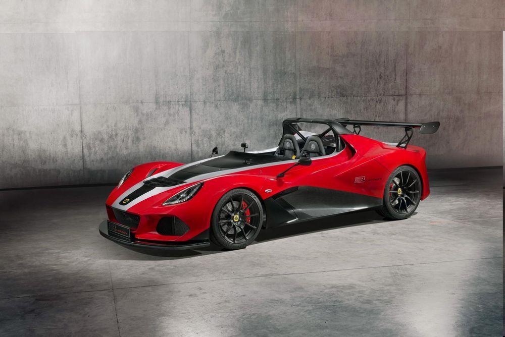 Lotus tutvustab oma kõige kiiremat tänavasõidukit