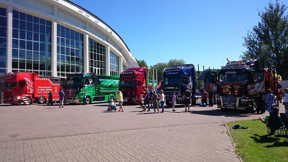 Pildigalerii: Tallinn Truck Show 2017