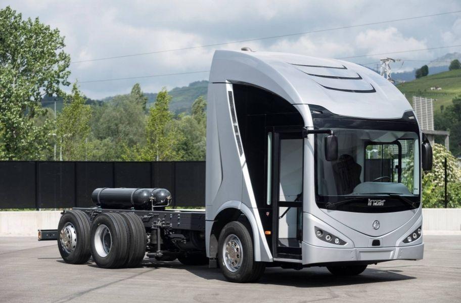 Irizar hakkab tootma elektrilisi veoautosid