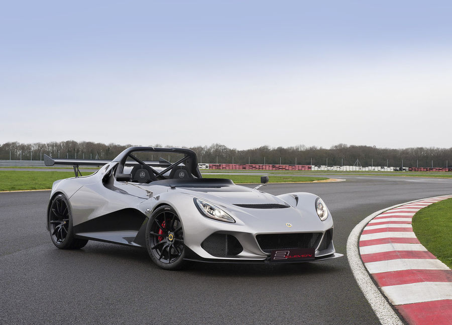 Lotus 3-Eleven on ettevõtte kõige kiirem seeriamudel