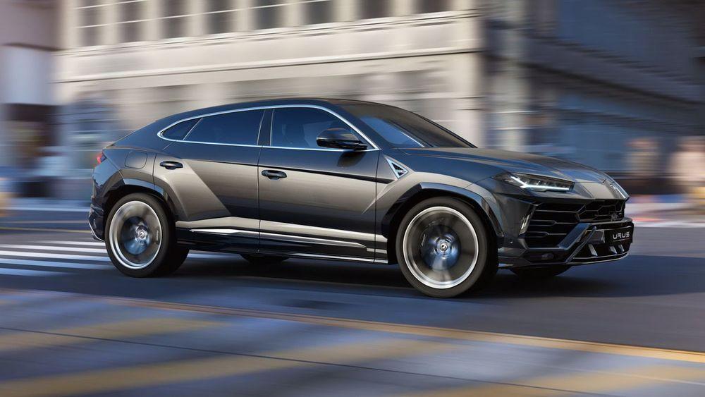Saage tuttavaks: Lamborghini Urus