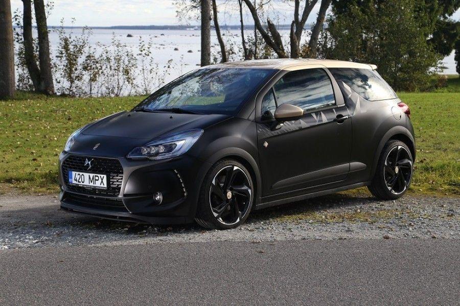 Citroëni alammark DS3 sai tänavuaastase mudelivärskenduse käigus valikusse 208hobujõulise kähkusõiduauto DS3 GT Performance.