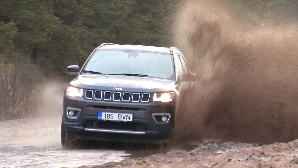 Motors24 proovisõit - Jeep Compass