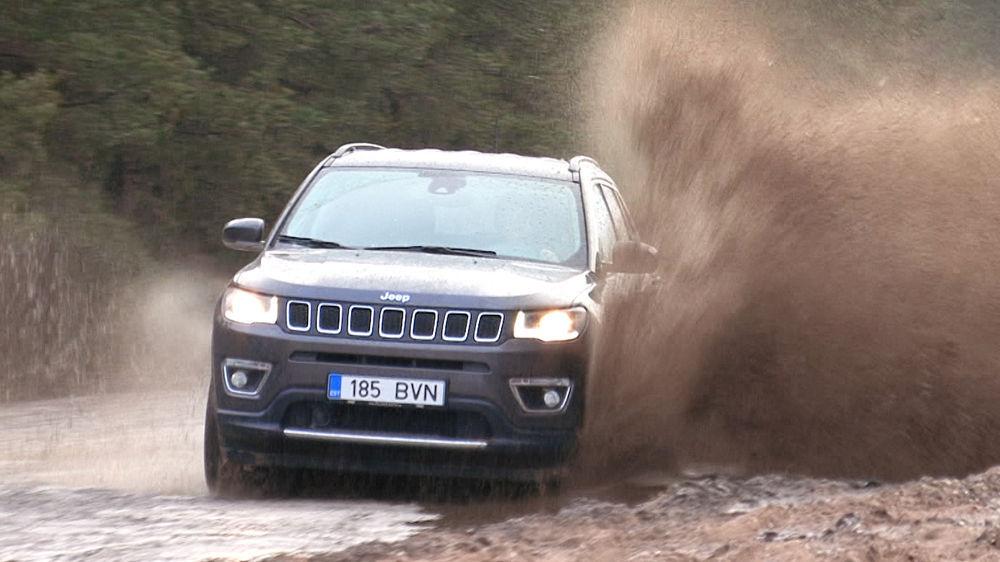 Motors24 proovisõit - Jeep Compass