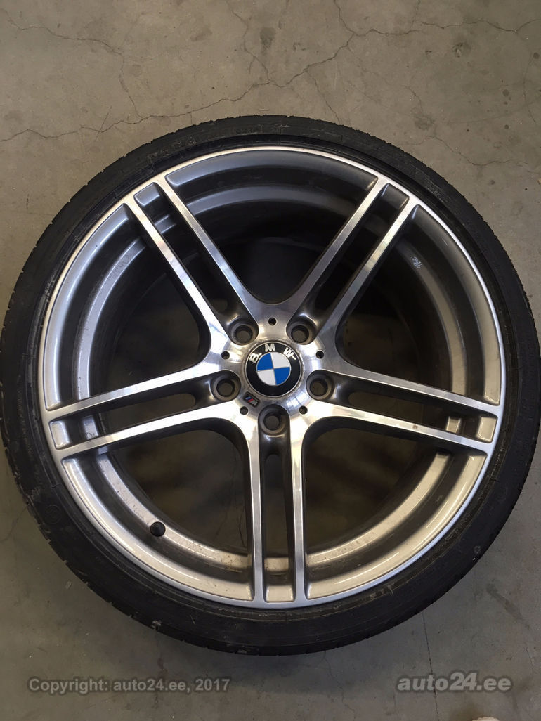 Bmw M Performance Style 313 Bmw Photo 3 Wheels Tyres Auto24lv