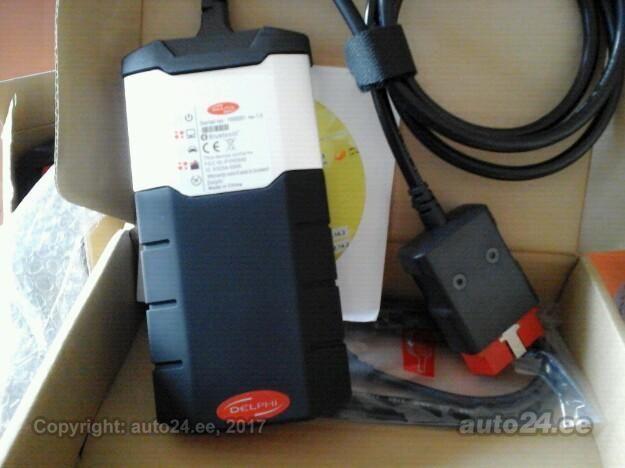 DELPHI DS150 PROFESSIONAL 14 2 Photo 1 - Diagnostic devices